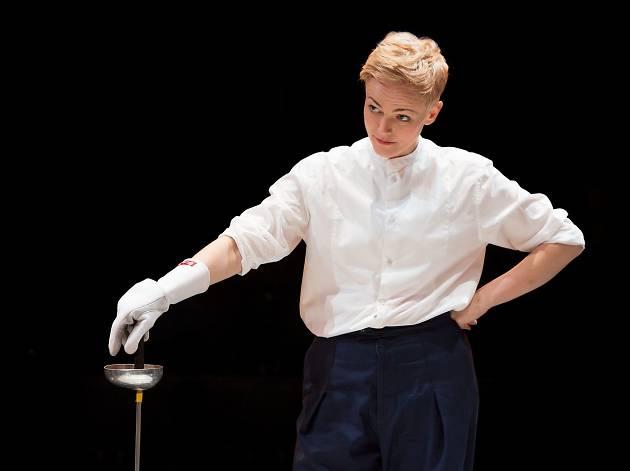 Shakespeare Yaşıyor: Maxine Peak'in 'Hamlet'i
