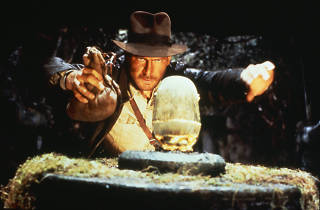 Raiders of the Lost Ark, Photograph: Courtesy Raiders of the Lost Ark