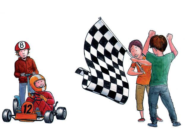Actividades para miúdos que querem ser pilotos