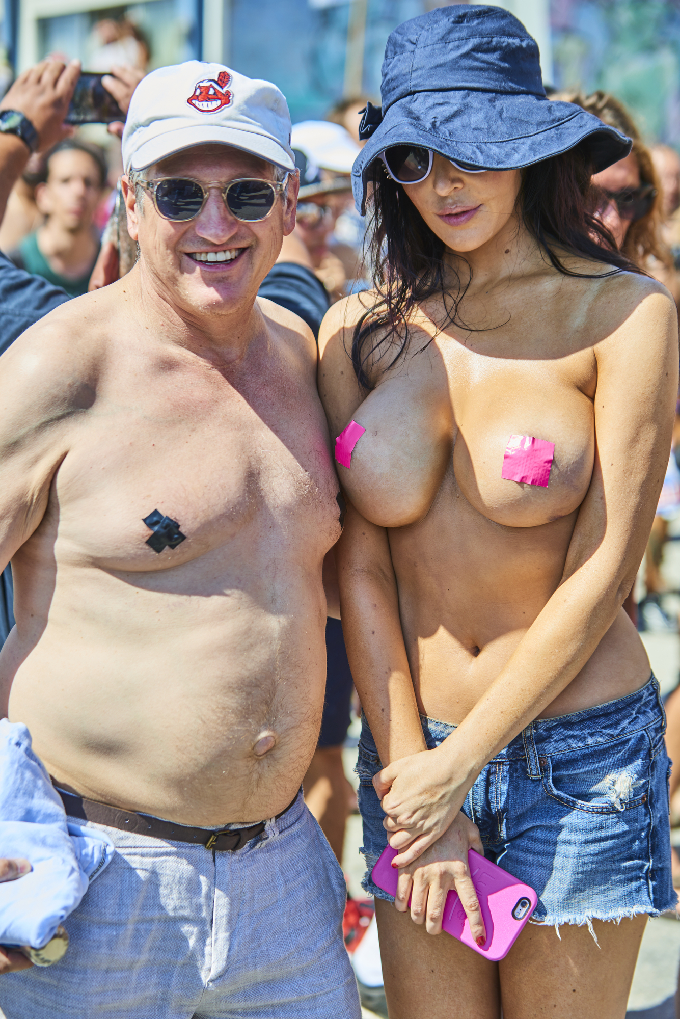 check out the breast photos from go topless day 2016