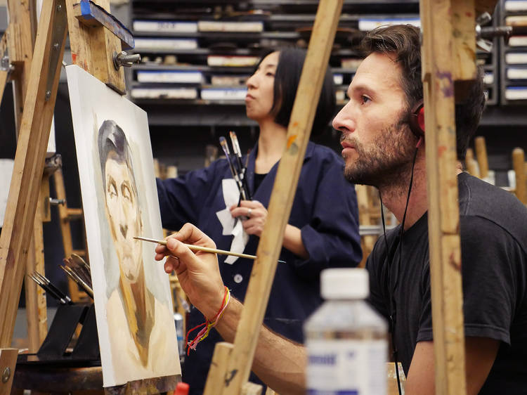 The best art classes in NYC