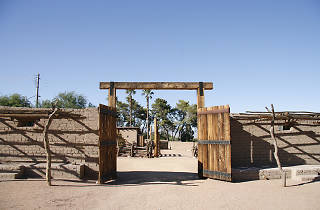 Old Las Vegas Mormon Fort Historic Park