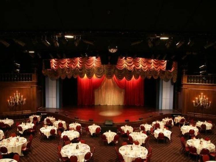 The best dinner theater options in Los Angeles