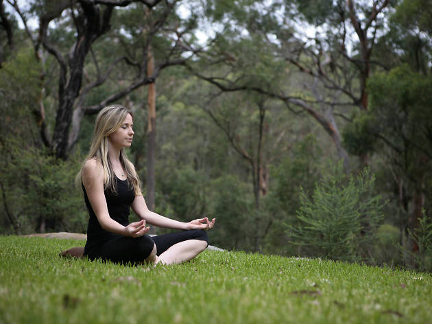 Yoga retreats in New South Wales