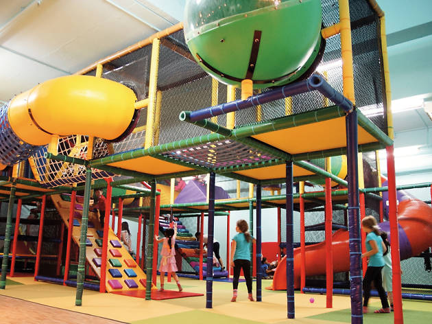 Best indoor playgrounds for kids in Singapore
