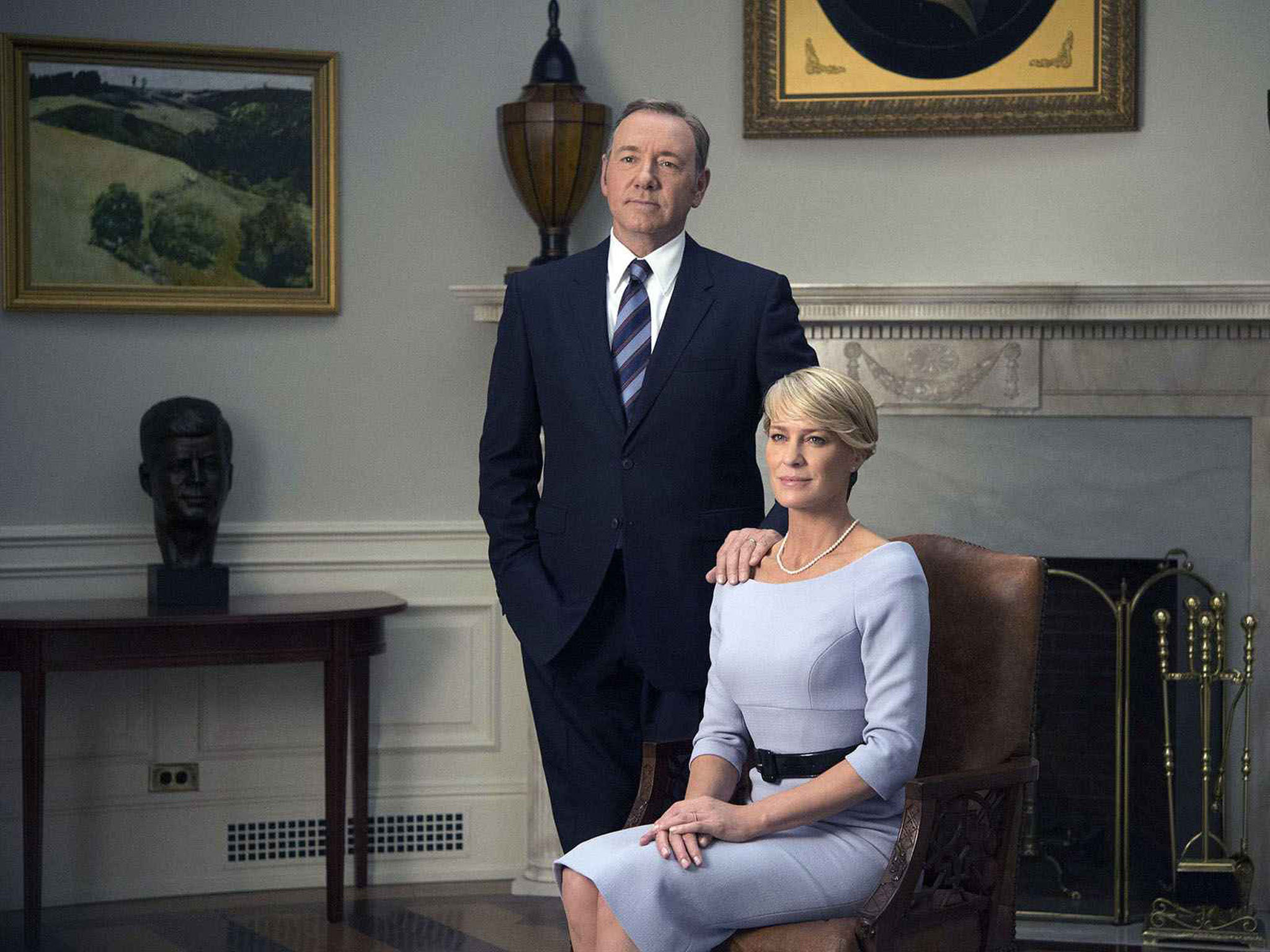 House of Cards Season Four