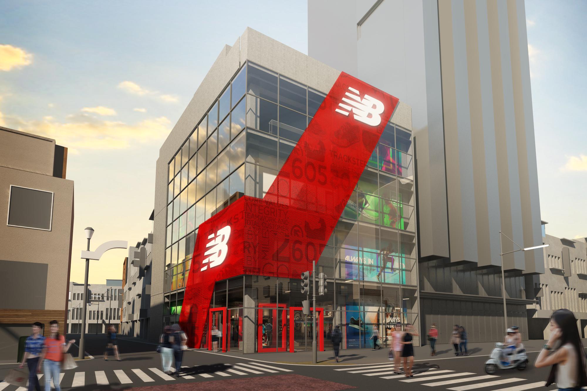 NBは世界最大級の店でゲットする。