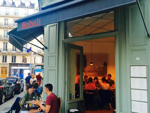 Caffé Boboli  (© EP / TOP)