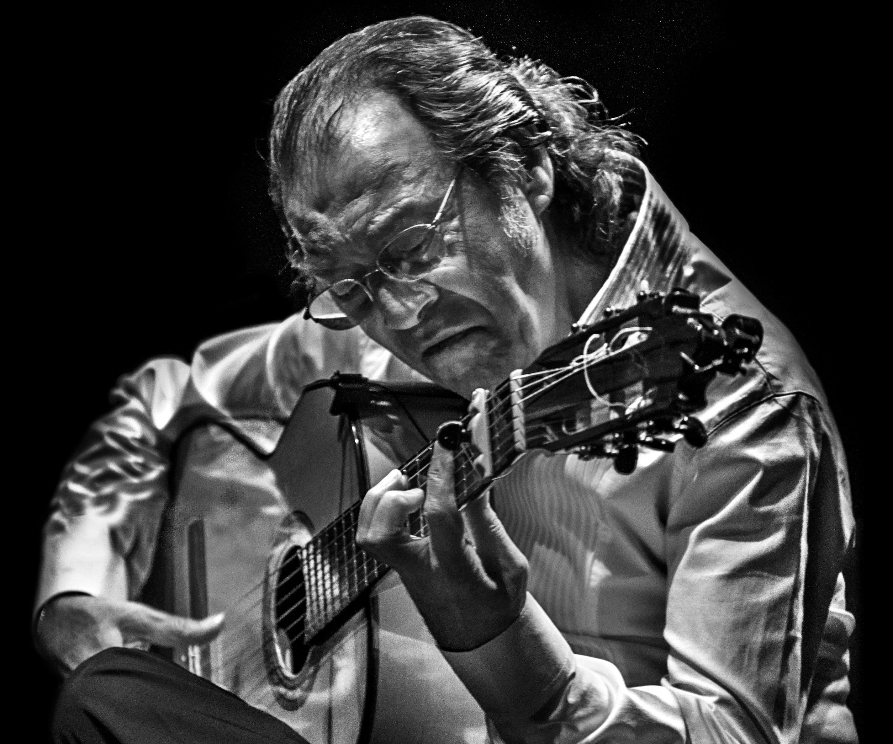 Les 5 claus del concert Pepe Habichuela y los jóvenes Morente
