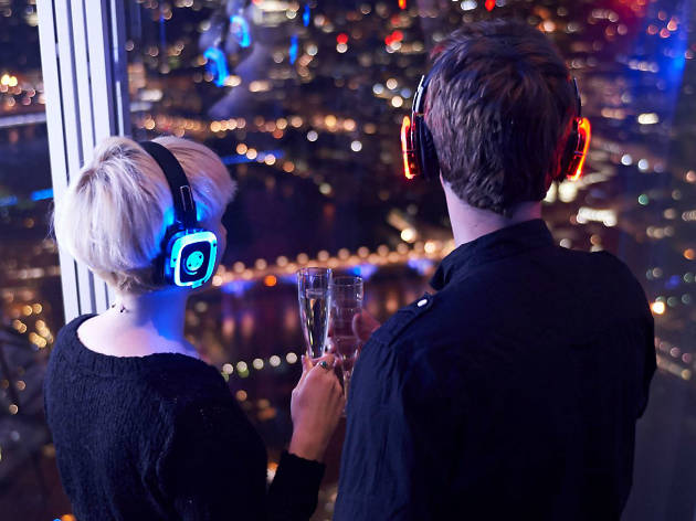Offer: The View from The Shard Silent Disco