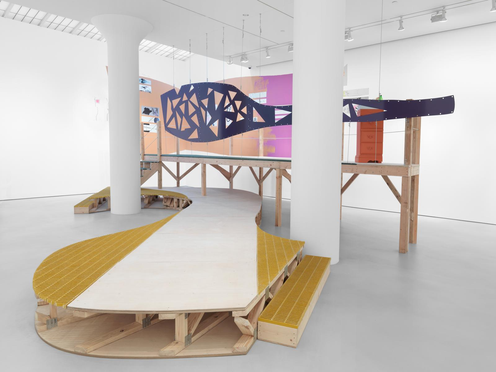 Read our interview with artist jessica stockholder do you consider yourself a sculptor or a painter i suppose i consider my work a kind of picture making im interested in the idea of framingthe notion solutioingenieria Image collections