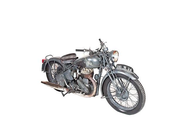 Ver motas de outros tempos