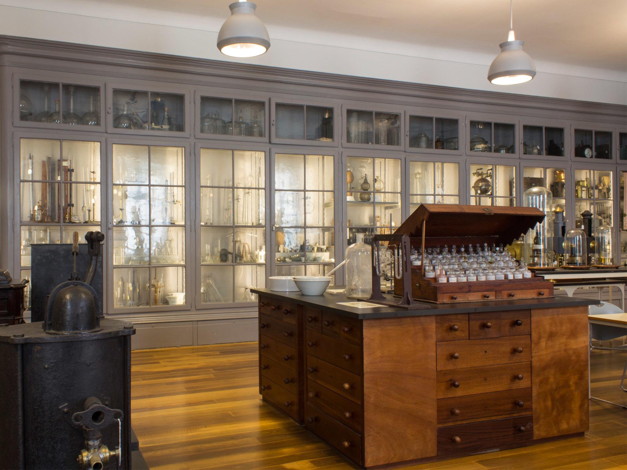 Laboratório Chimico