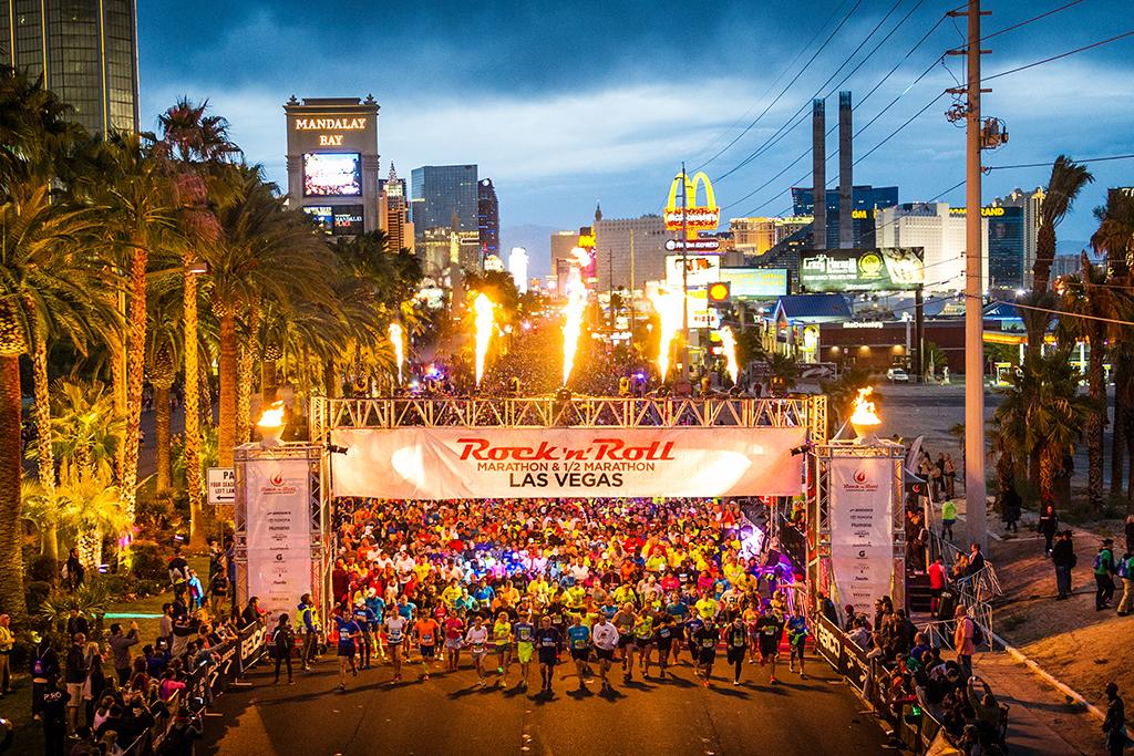 Rock 'n' Roll Las Vegas  Half Marathon