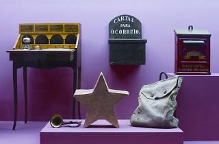 Cientistas invadem o Museu: Passa a mensagem