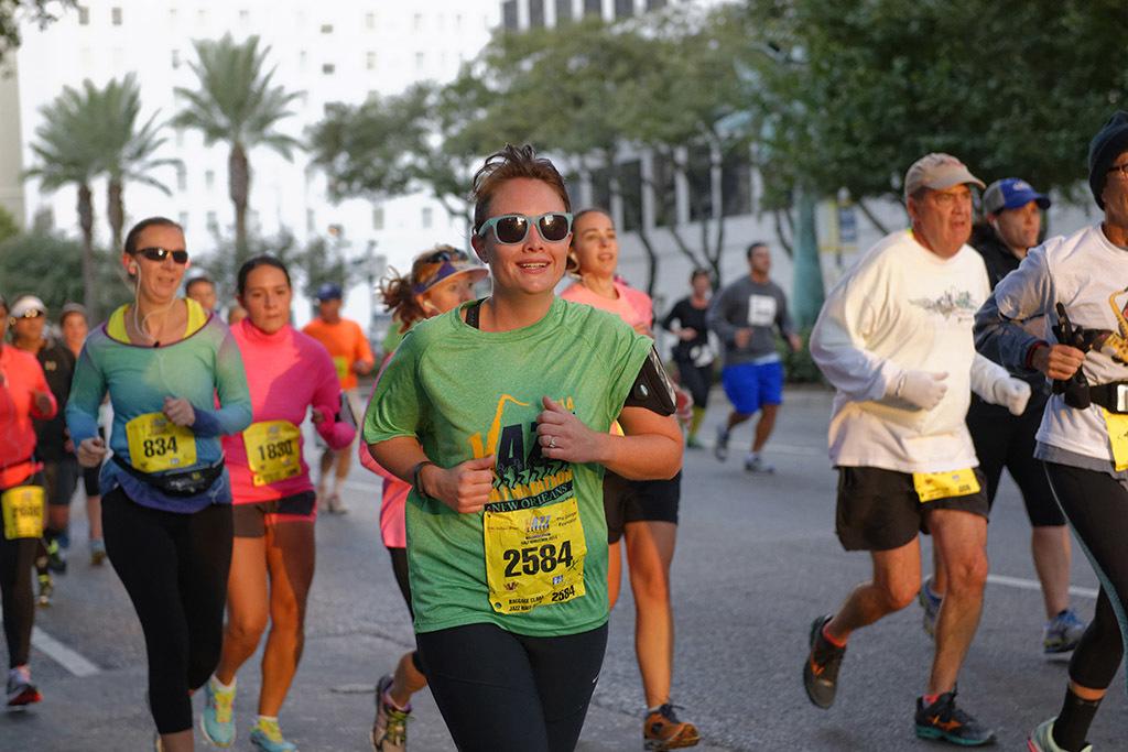 Jazz Half Marathon