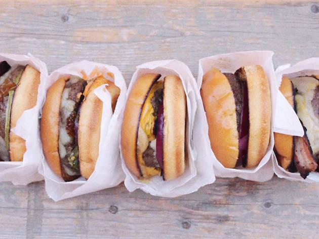 Easy's Burgers