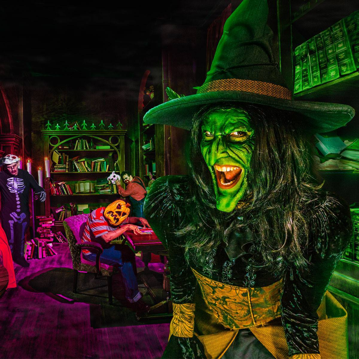 knotts halloween haunt things to do in los angeles - Farm Halloween