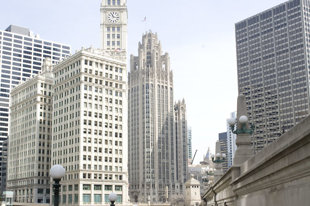Tribune Tower has been sold to the owners of Block 37