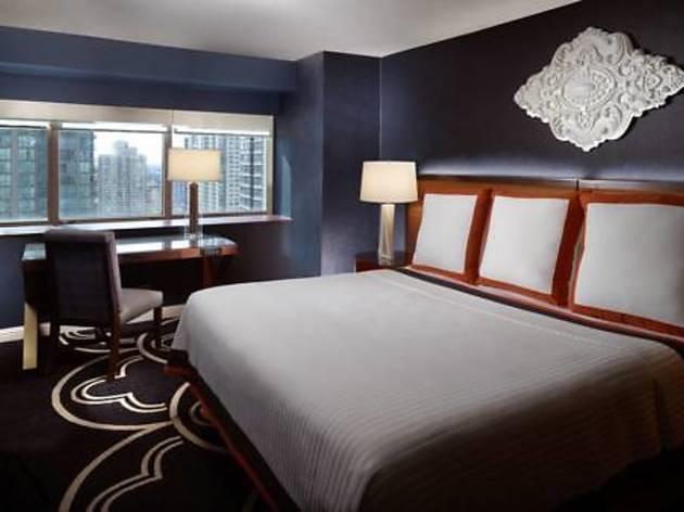 Omni Chicago Hotel Suites Magnificent Mile
