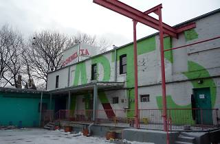 Cornelia Arts Building