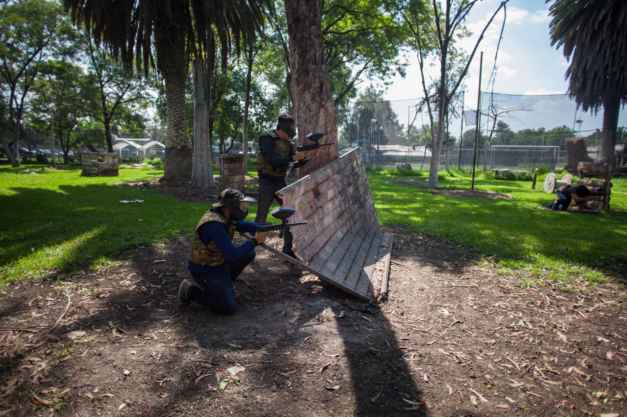 Gotchas en la Ciudad de México