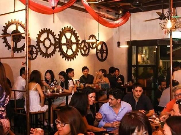 Fu Lin Bar & Kitchen