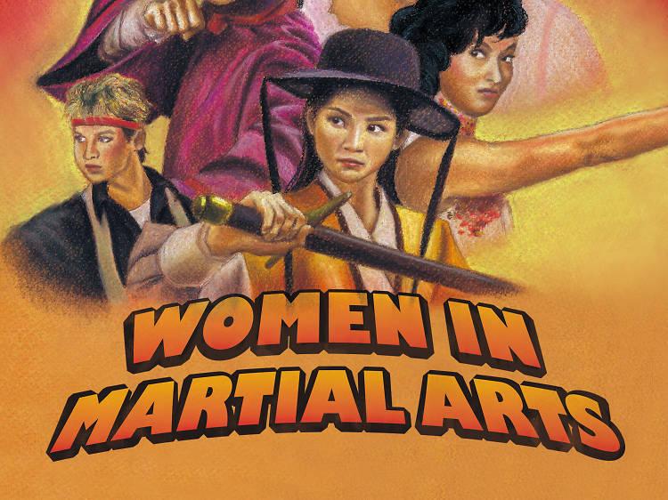 Women in martial arts