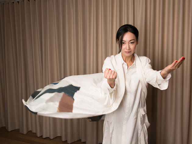 Women in martial arts: Kara Hui