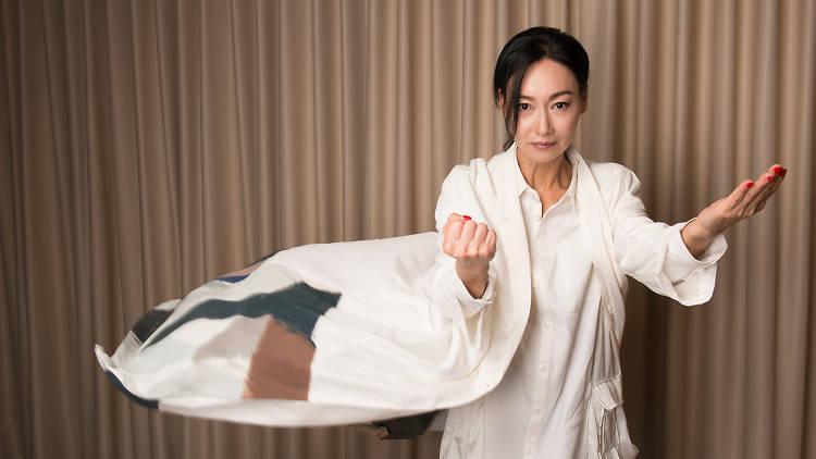 Women in martial arts: Kara Hui