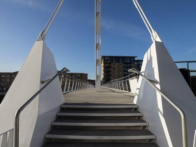 Greenwich Reach Swing Bridge