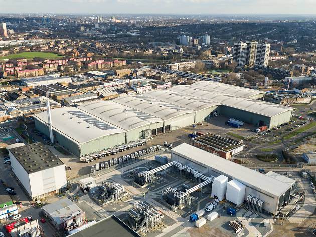 Southwark Integrated Waste Management Facility