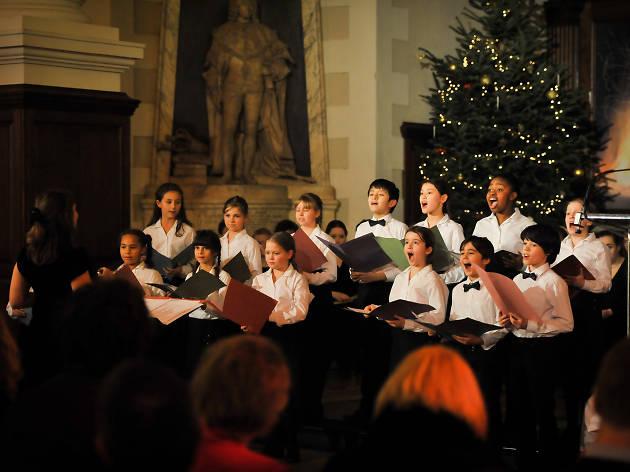 ChildLine's Merry Little Christmas Carol Concert