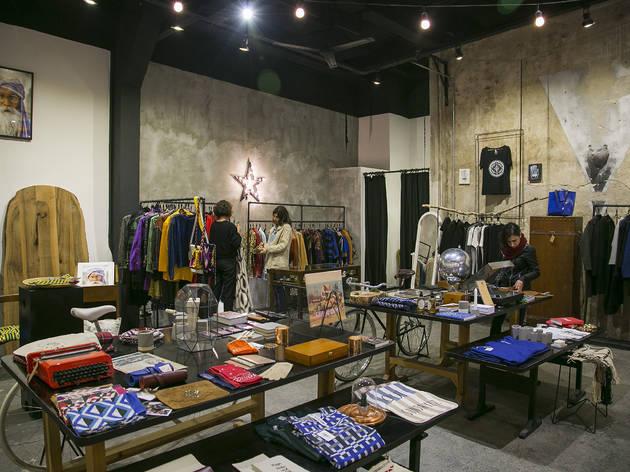 Karaköy'deki Souq Dükkan