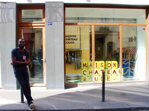 Maison Château Rouge (© EP / TOP)