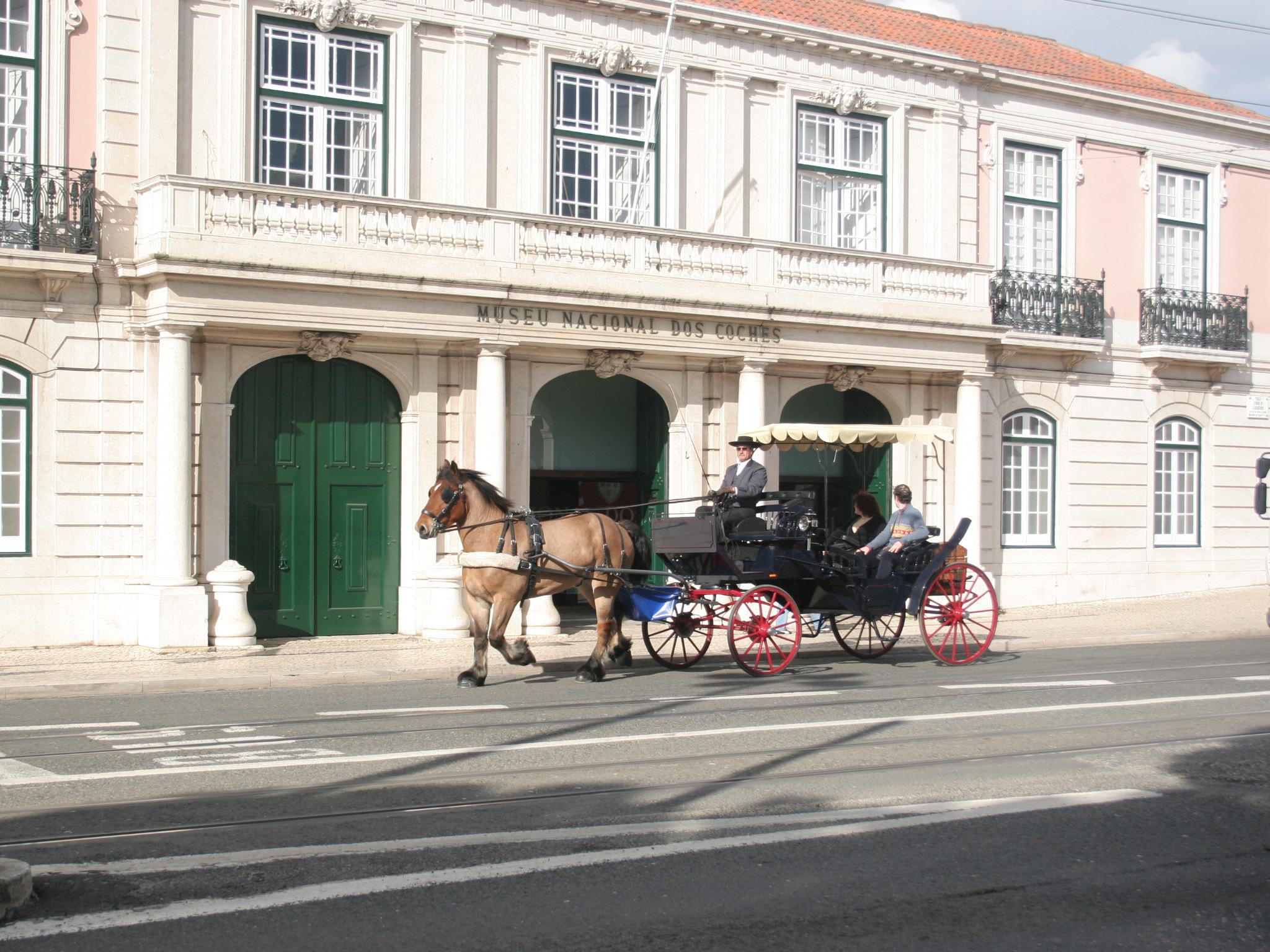 Passeios de charrete em Belém promovidos pela Qtour