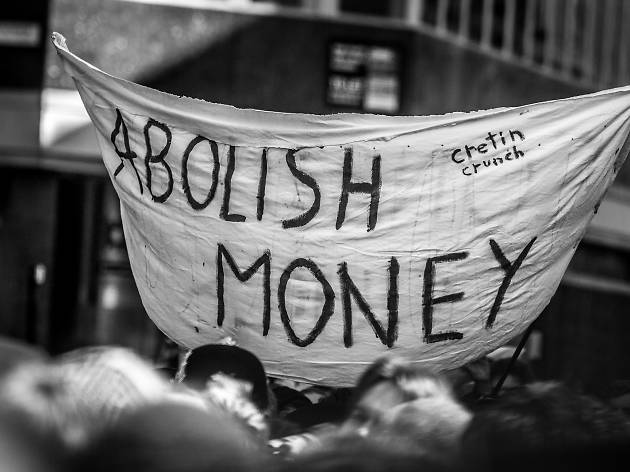 Abolish money