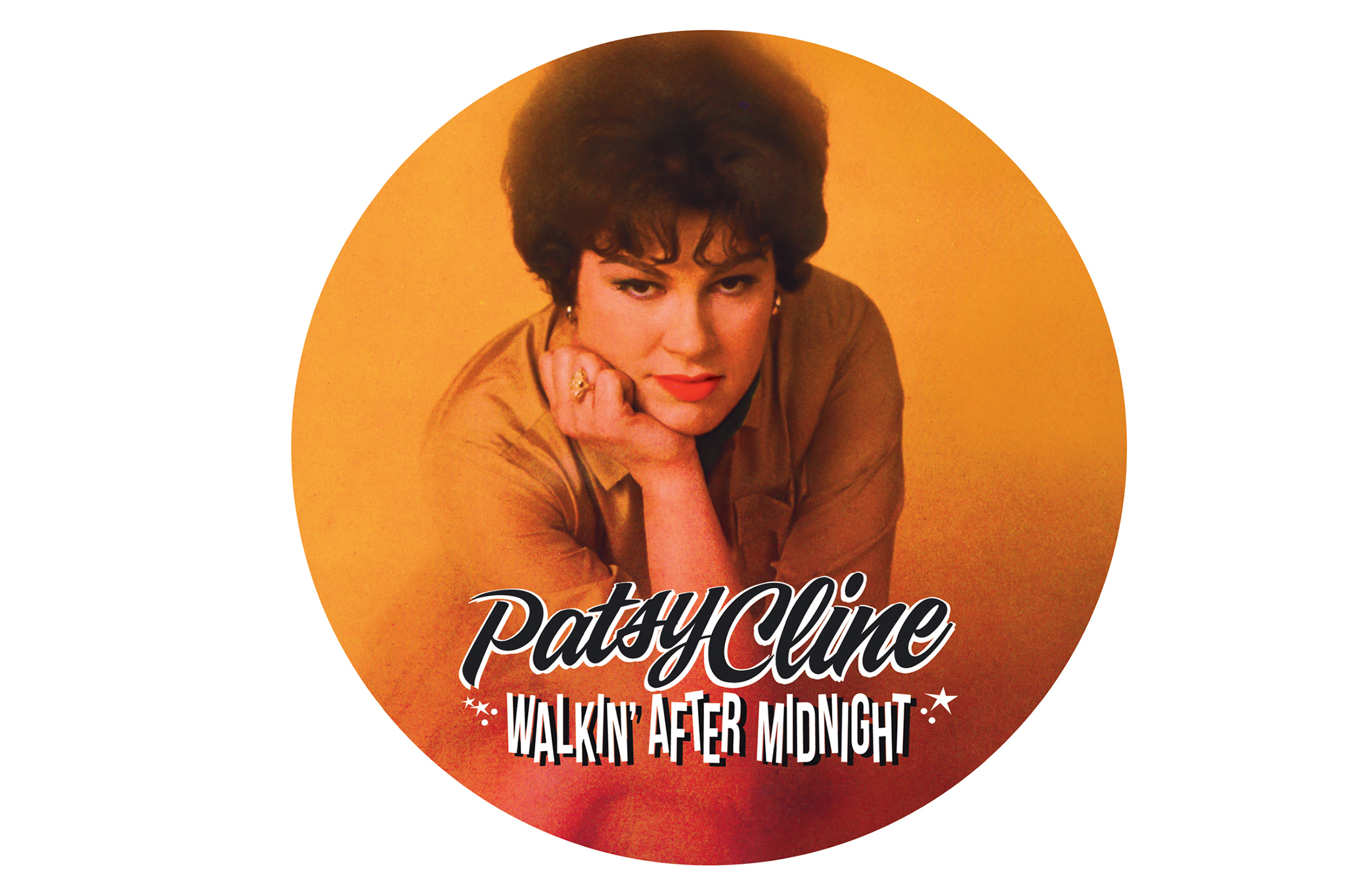 """Walkin' After Midnight"" Patsy Cline"