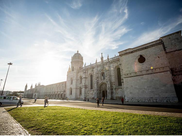 Os edifícios mais bonitos de Lisboa e arredores