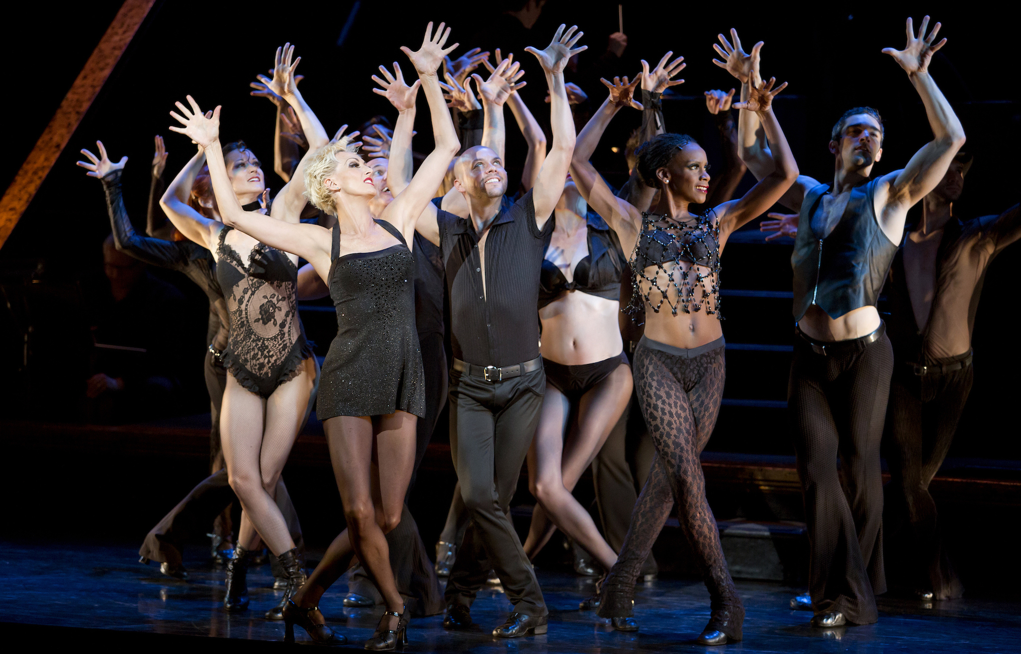 See stars from Broadway's Chicago free tonight in Central Park