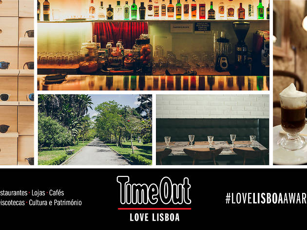 Time Out Love Lisbon Awards 2016 - main image