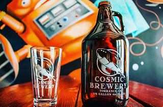 Cosmic Brewery