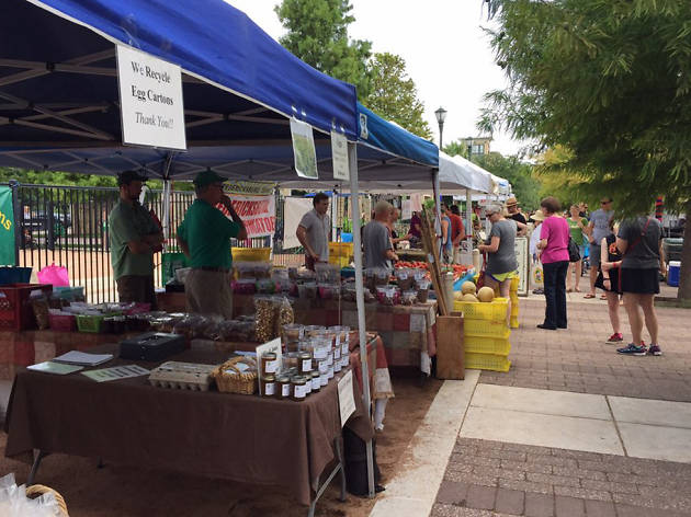 Texas Farmer's Market at Mueller