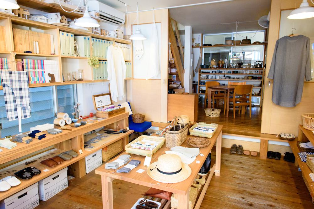 musubi くらしのどうぐの店