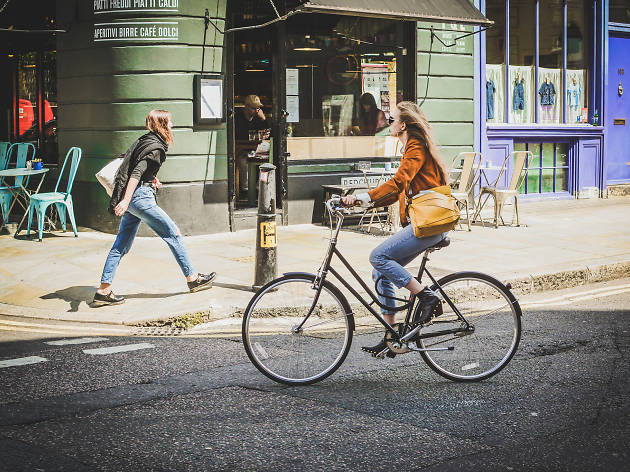 Shoreditch cycle