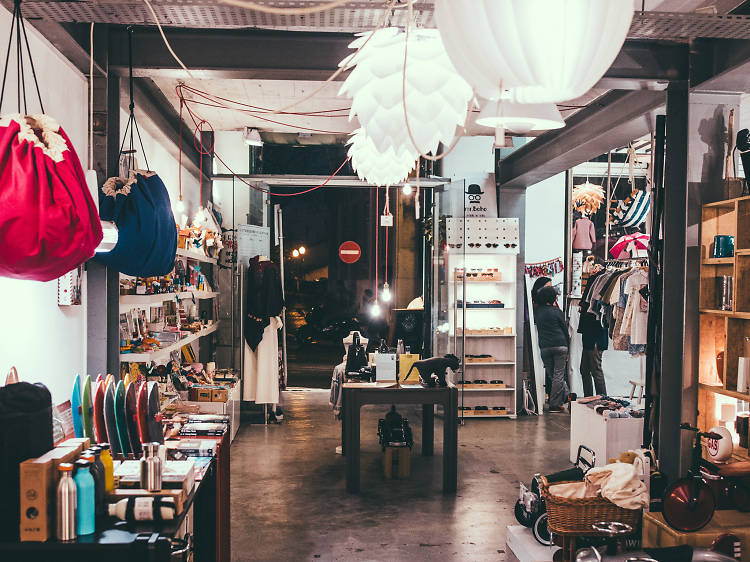 Real Slow Retail Concept Store