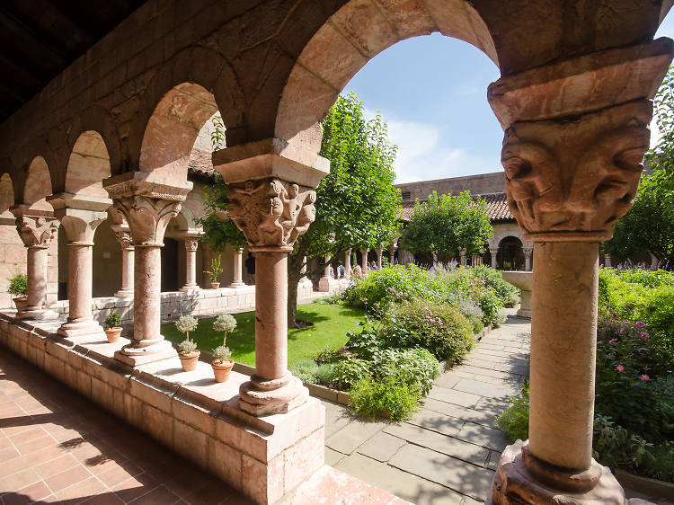 Make a great escape to the Cloisters