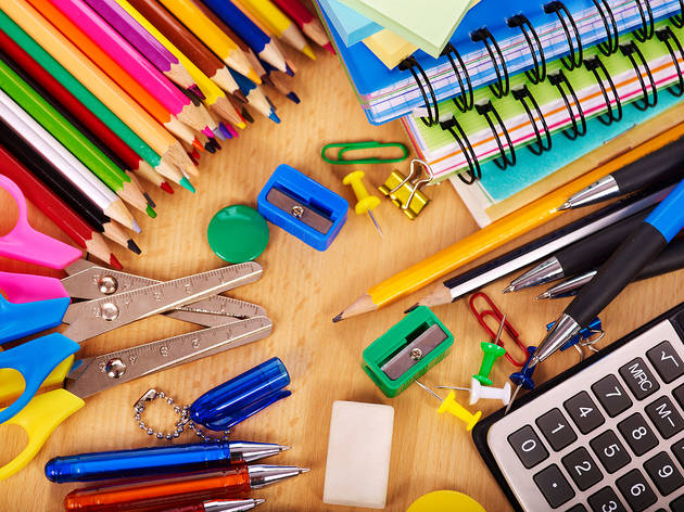 Free school supplies for kids in New York City