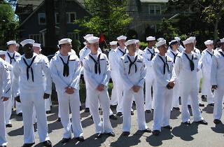 Fiesta de marineros