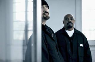 La banda Cypress Hill